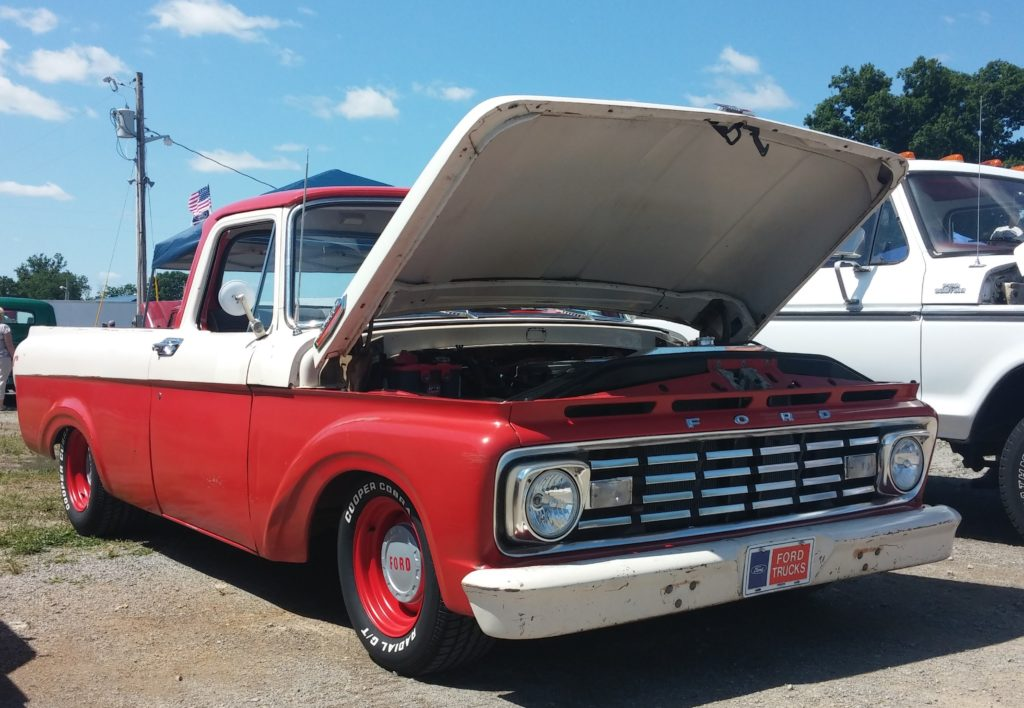 This 63 Unibody sports a Coyote 5.0 crate motor and Jaguar front suspension.